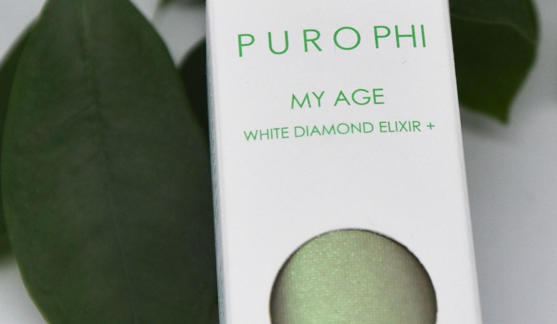 White Diamond Elixir siero Purophi – Recensione