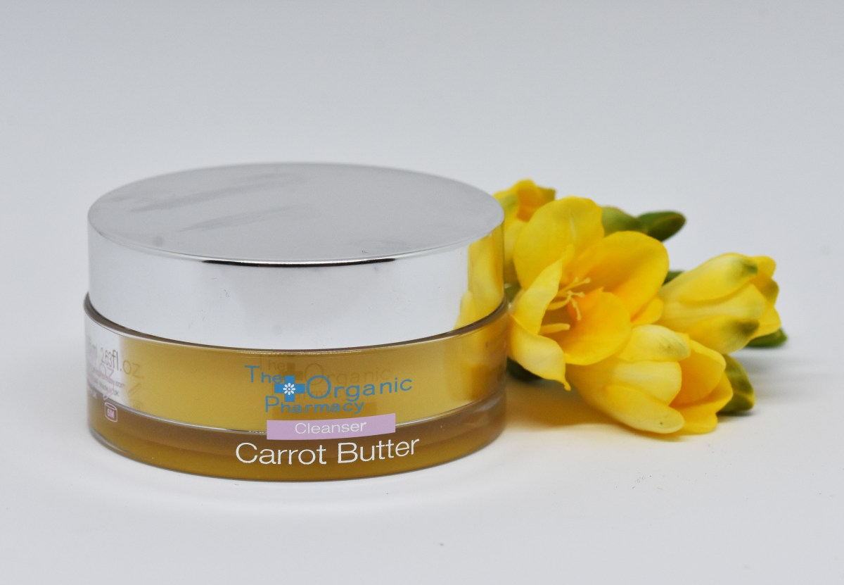 Carrot Butter The Organic Pharmacy - Recensione