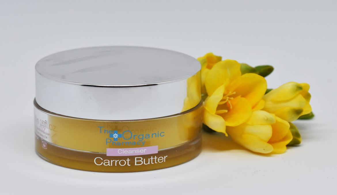Carrot Butter The Organic Pharmacy – Recensione