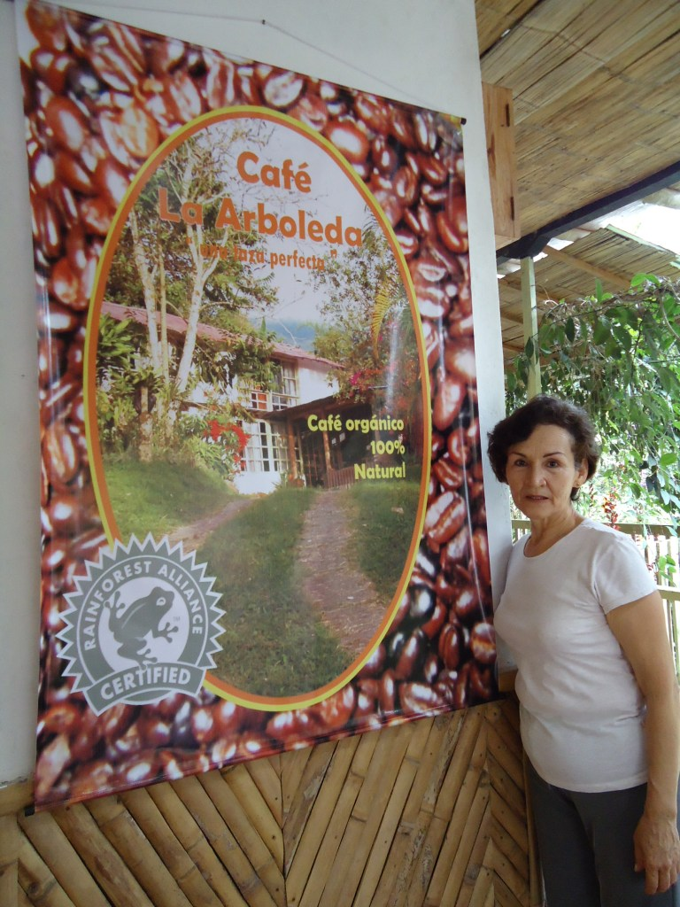 Coffee zone, Colombia