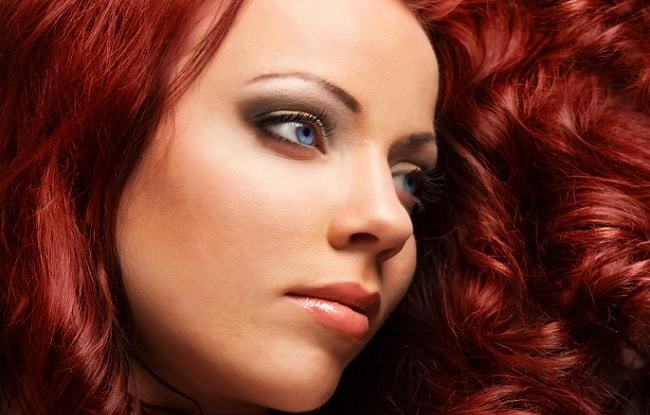 Best Hair Color For Fair Skin Blonde Brunette Red