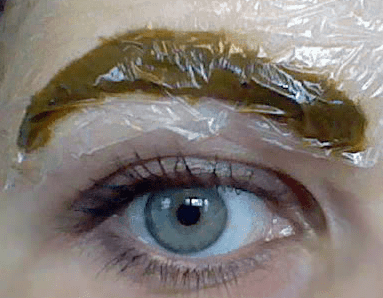 Eyebrows Tinting Near Me Before And After At Home