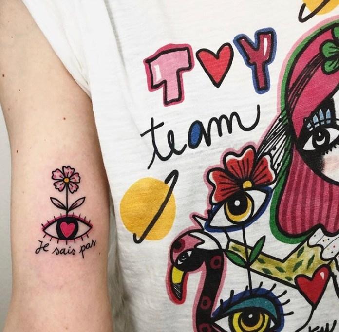 amanda toy tatoo
