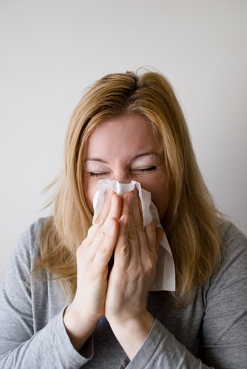 Try Some Simple Kitchen Remedies for a Quick Cure Sick Woman