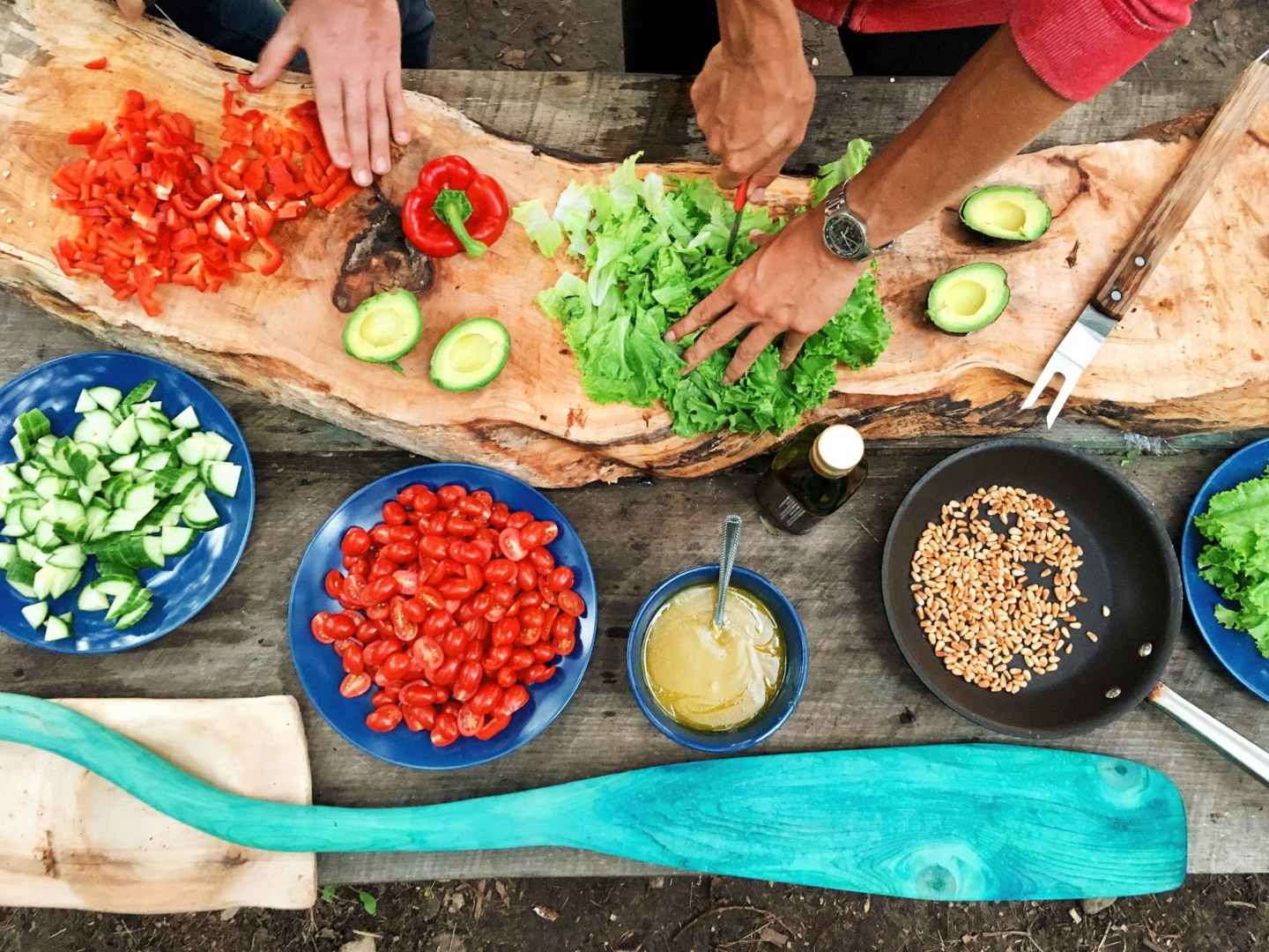 how to simplify meal preparation
