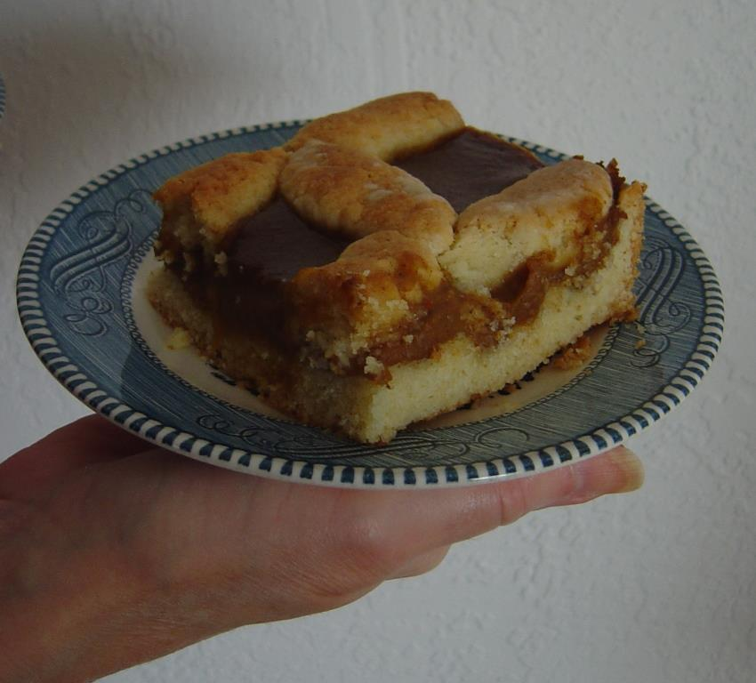 Piece of Patch Cake Image