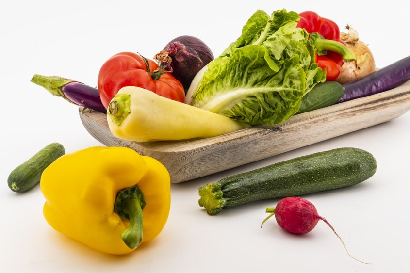 zucchini marinated salad ingredients
