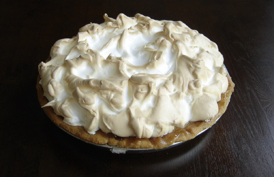 Key Lime Pie Pixibay Image Showing Chilled Lime Cloud Pie