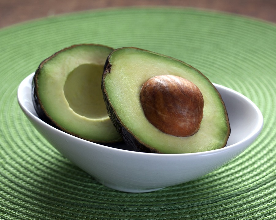 Avocado Pixibay Image Ingredient for DIY Oil Zapping Facial Mask