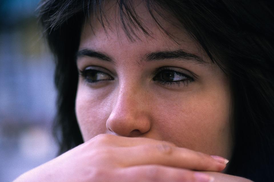 Woman Showing Under Eye Darkness Pixibay Image