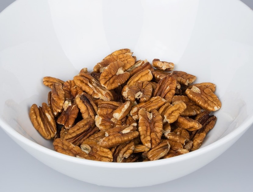 pecans for pecan pie bars