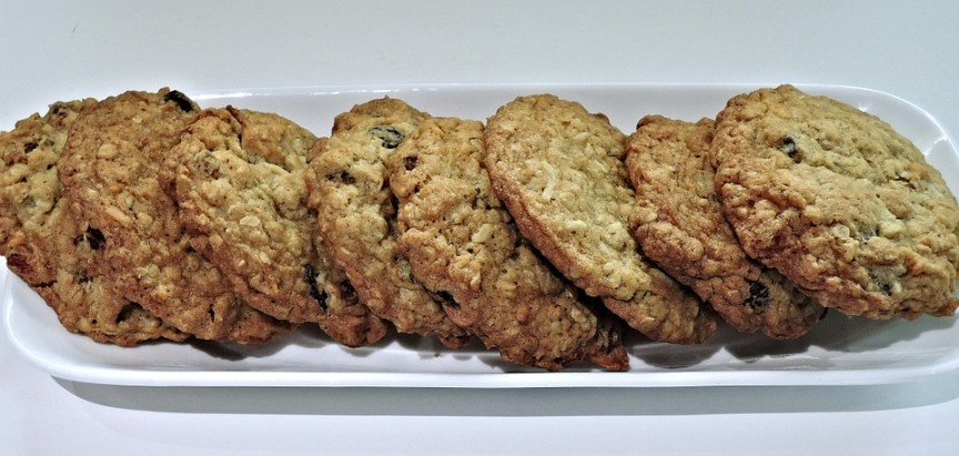gourmet  cookies from Incredible Oatmeal Cookie Mix