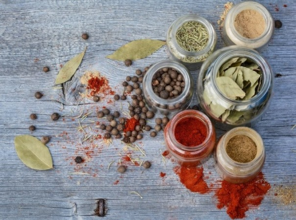 spices for making taco seasoning mix