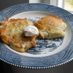 Old-World Style Potato Pancakes