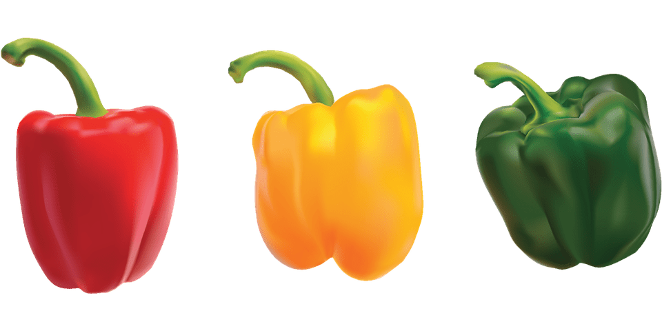 Bell Peppers pixabay image