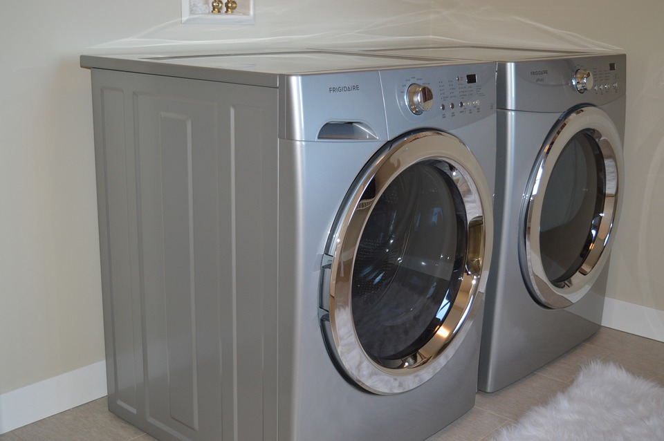 Laundry Room Organization to Simplify Your Life Washer and Dryer
