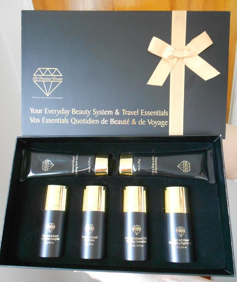 Forever Flawless Everyday Beauty System & Travel Essentials Kit