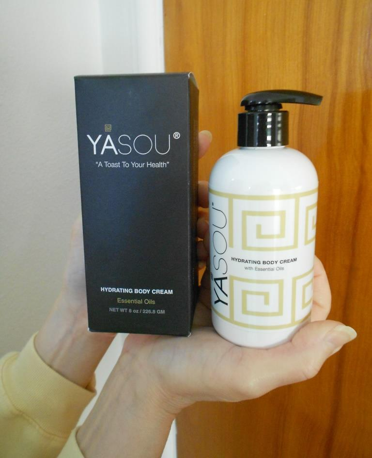 YASOU Hydrating Body Cream