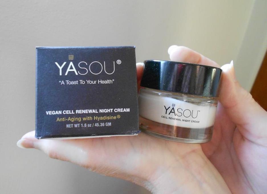 YASOU Vegan Cell Renewal Night Cream