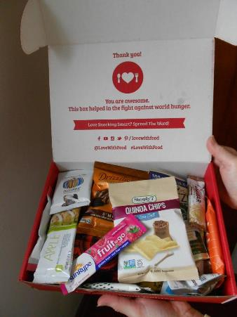 Love With Food Deluxe Box small