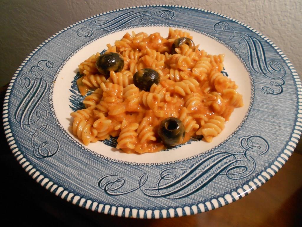 Tuna Tomato Casserole