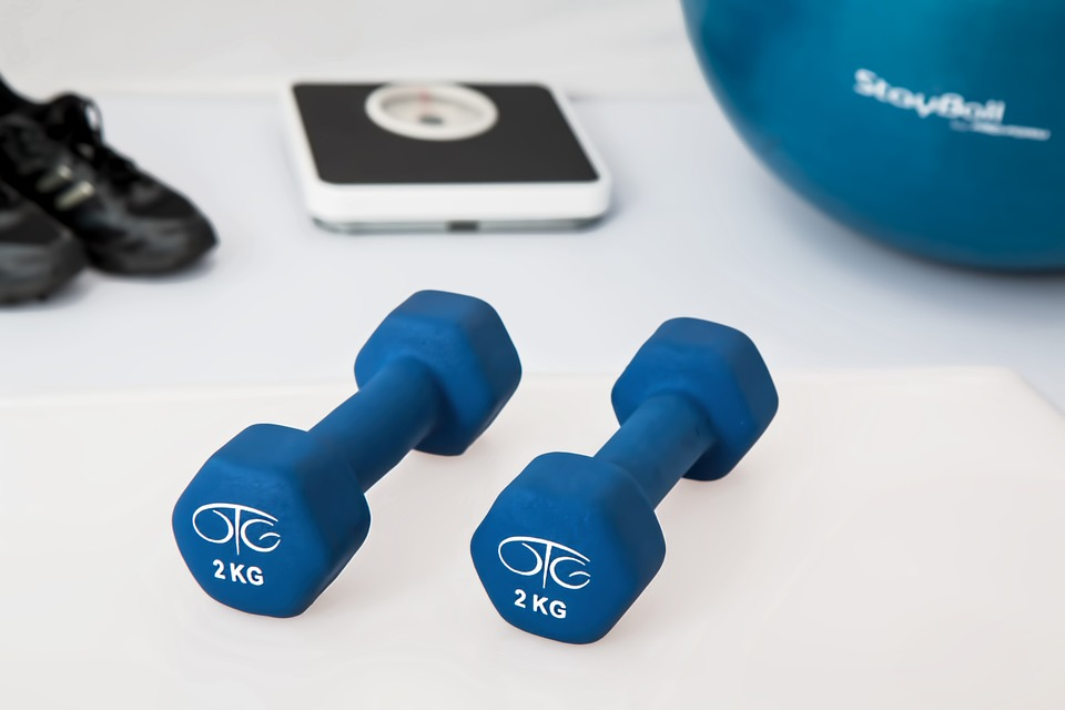 Healthy Habits to Adopt Physiotherapy Scale Weights