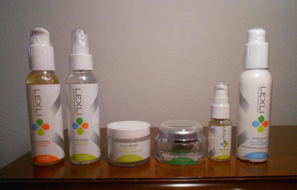 Lexli Dry Skin Solutions