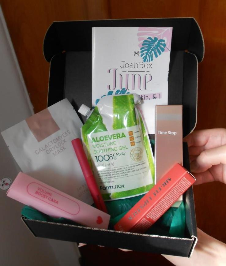 JoahBox June 2019 brighter