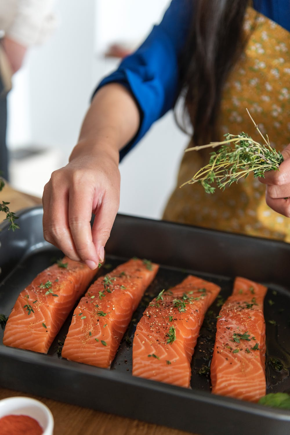 8 Sneaky Tricks for Healthier Meal Planning Cooking Salmon Trick