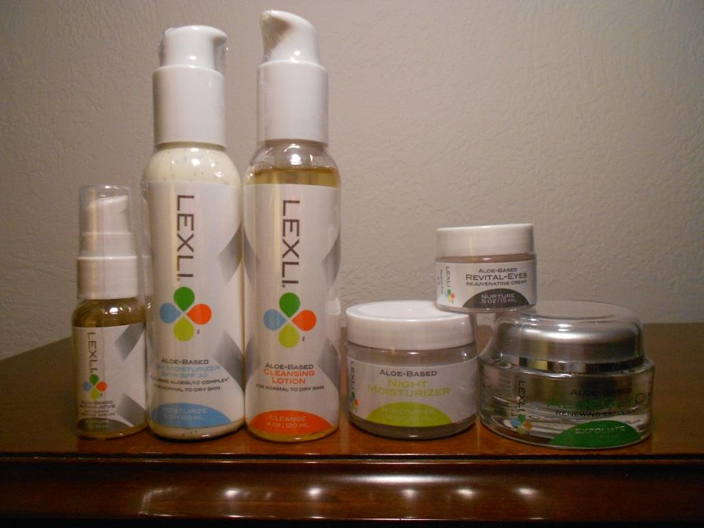 Lexli Anti-Aging Skin Care Kit