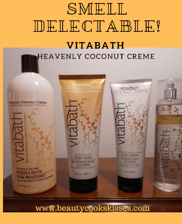 Vitabath Heavenly Coconut Creme