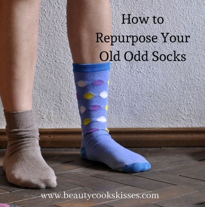 How to Repurpose Your Old Odd Socks