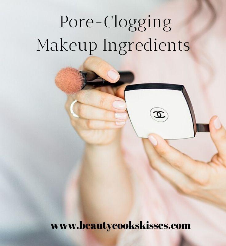 Comodegenic Makeup Ingredients Blush