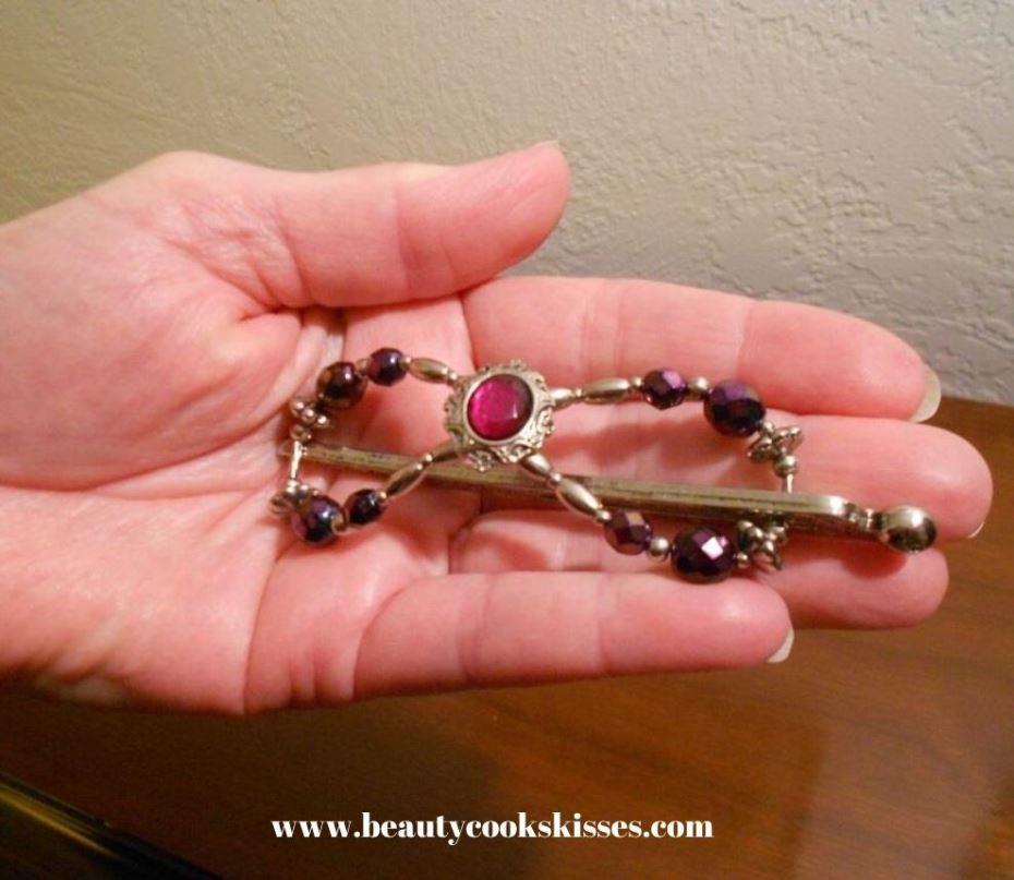 Lilla Rose Hair Jewelry Medium hair clip