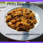 Pinto Bean Curry