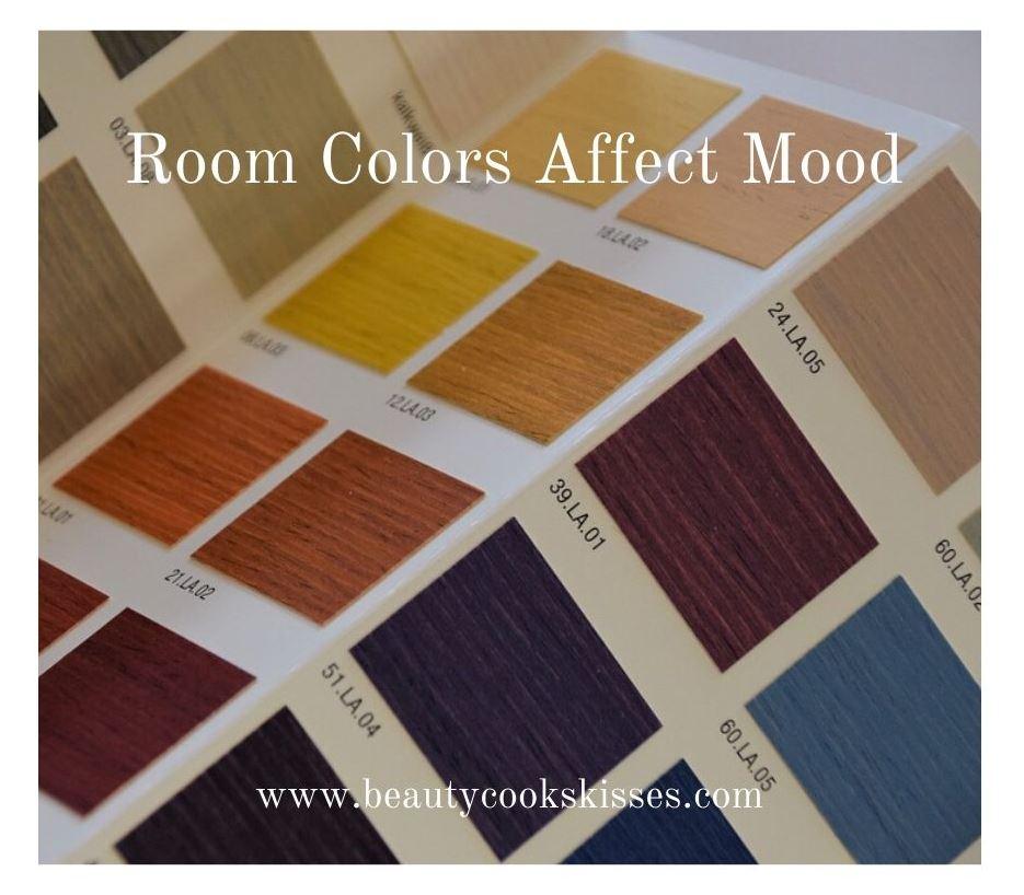 Room Colors Affect Mood Glaze