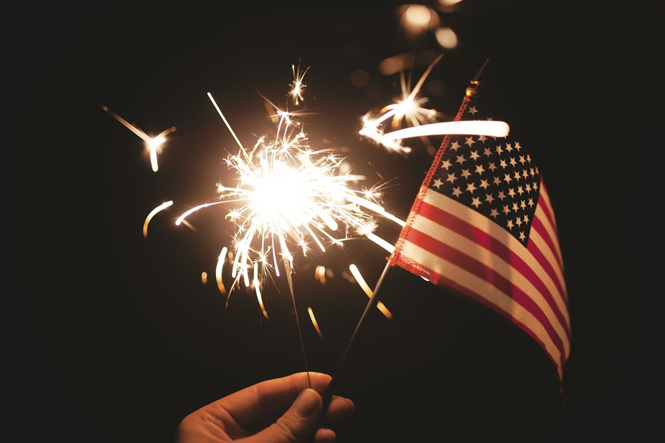 Enjoying July Fourth More With Fireworks Safety Sparkler