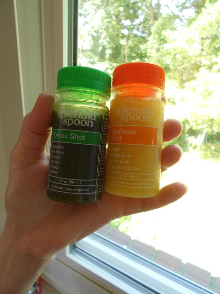 Spendid Spoon Wellness Shots