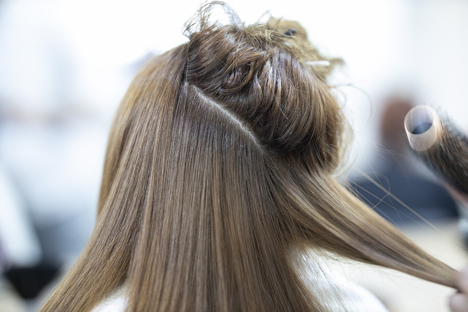 homemade hair dye locking color in