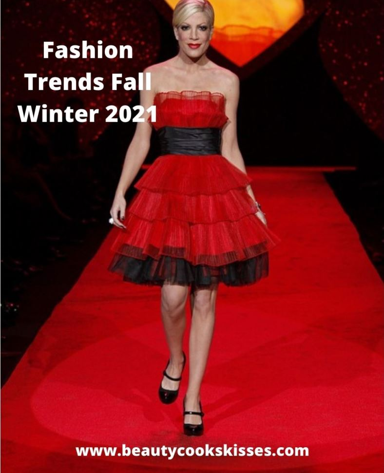 fashion trends fall winter 2021