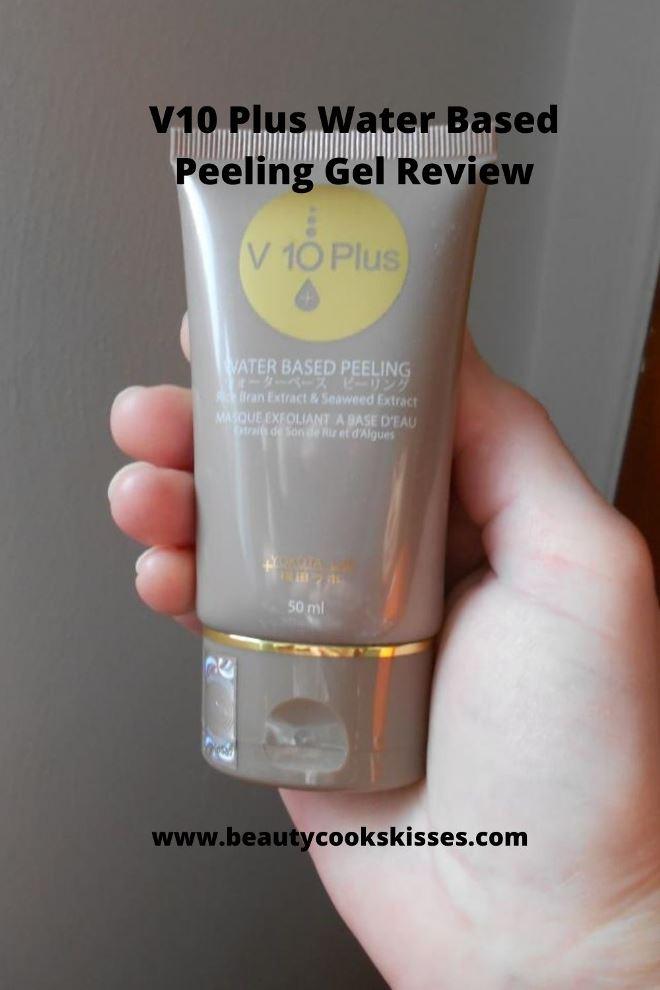 V10 Plus Water Based Peeling Gel