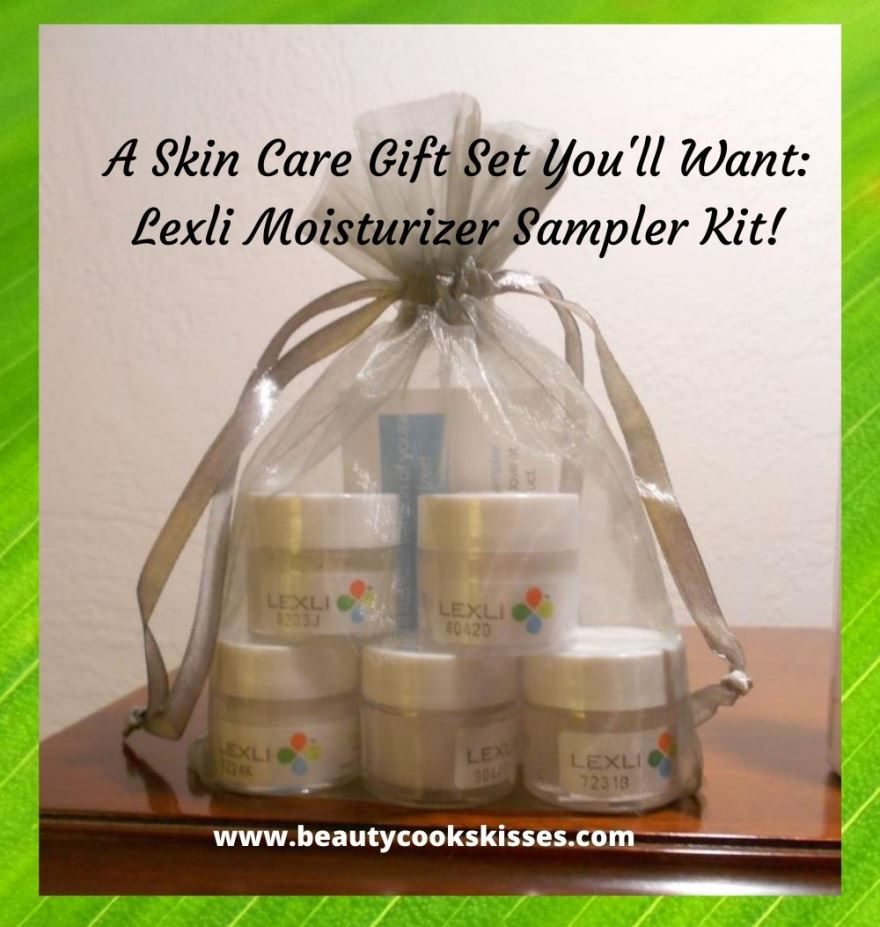 Skin Care Gift Set from Lexli