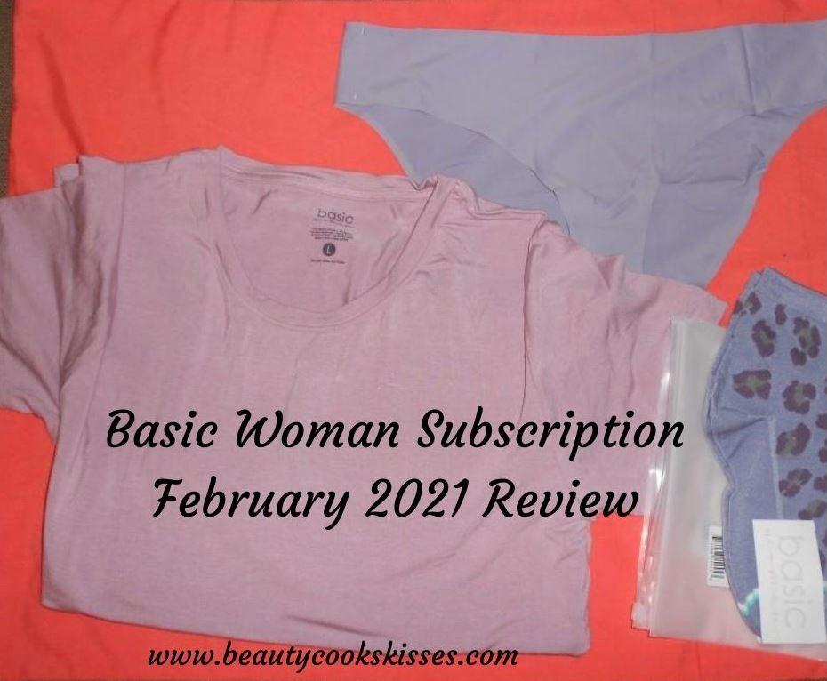 Basic Woman Subscription February 2021
