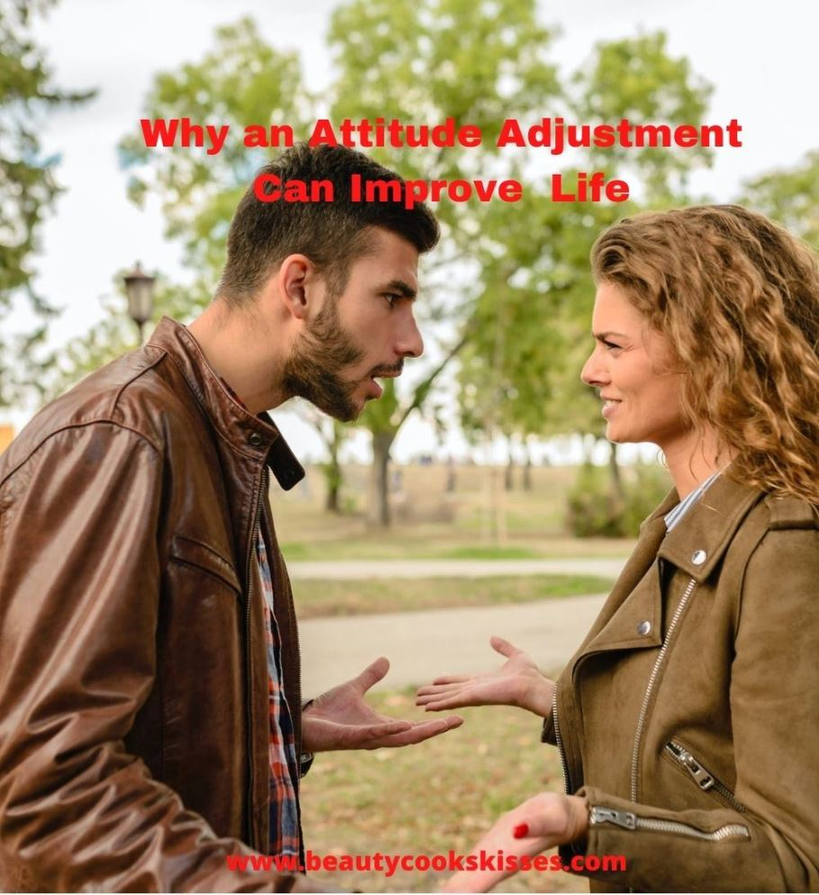 Why an Attitude Adjustment Can Improve Life Arguing Couple