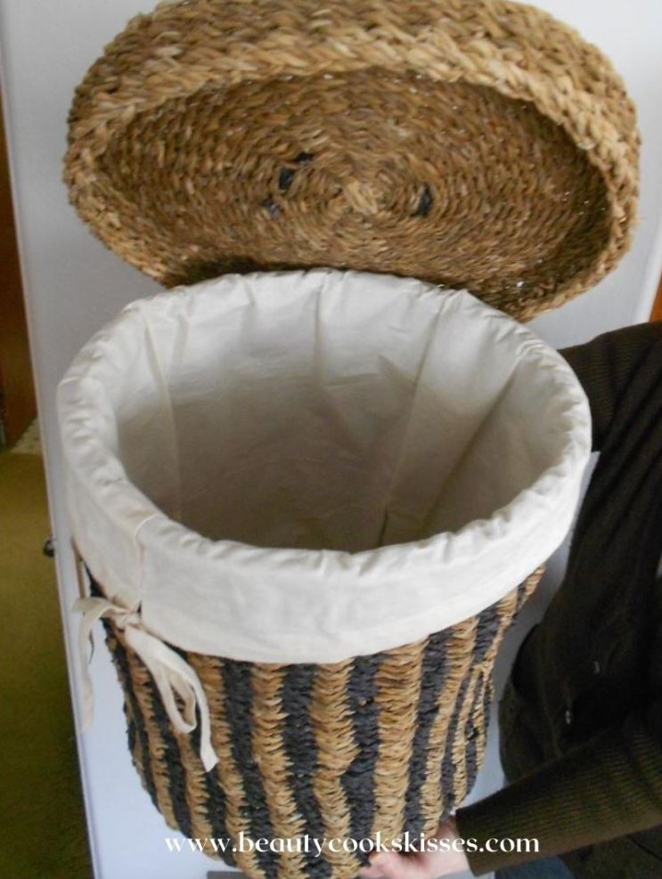 Why You Want to Buy Handmade Inside of Global Goods Partners Laundry Basket