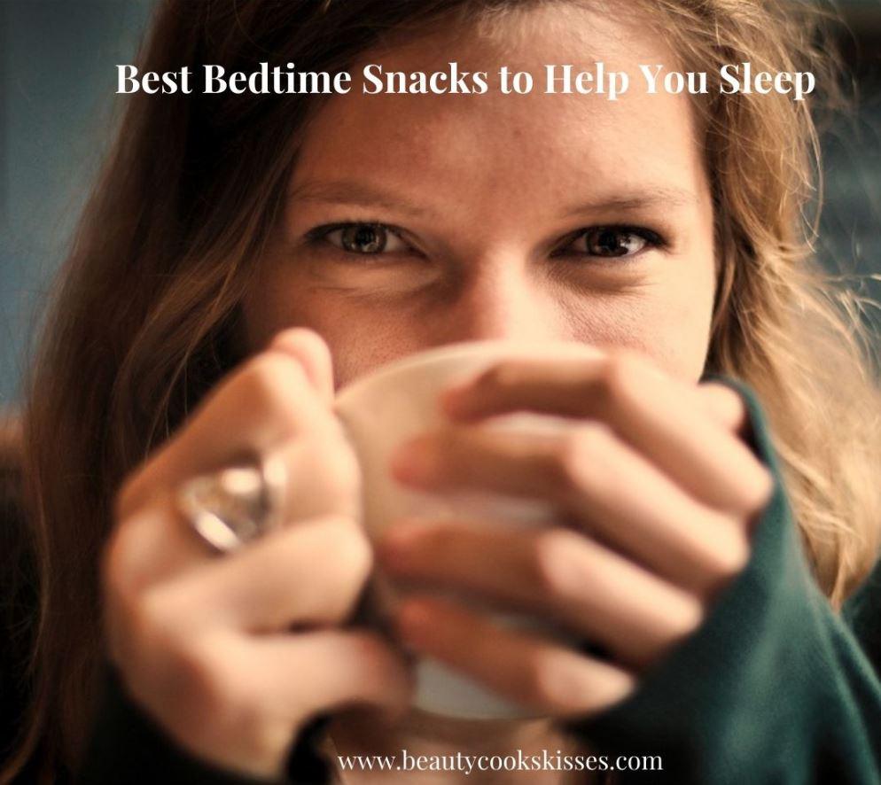 Best Bedtime Snacks Camomile Tea