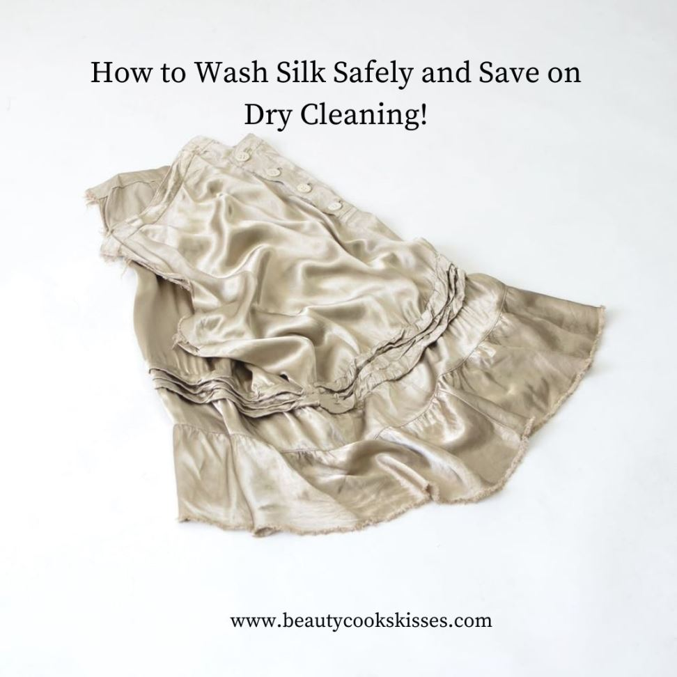 How to Wash Silk Skirt