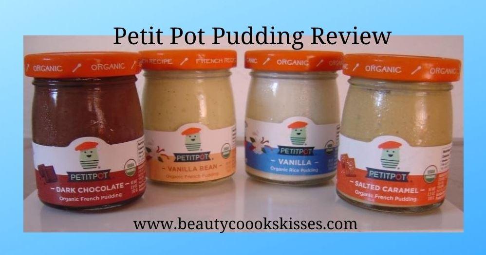 Petit Pot Pudding