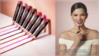 batom lapis color matte eudora 1 - Novidade: Novos Batons Lápis Color Matte da Eudora