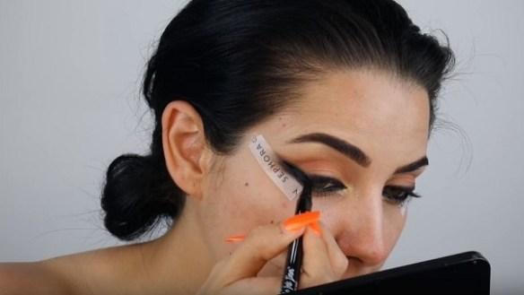 tipos de maquiagem para fazer em casa